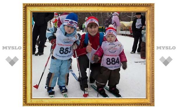 В Туле прошла «Лыжня России»