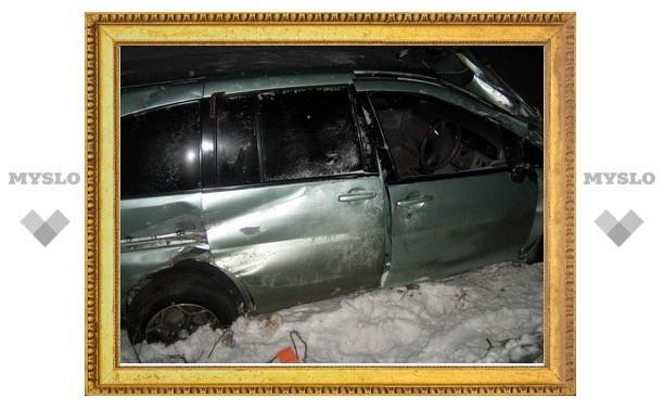 Под Тулой в крупном ДТП погиб человек
