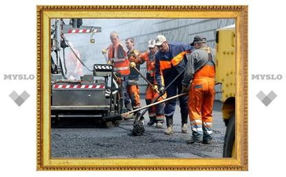 В Туле сотни тысяч квадратных метров тротуаров нуждаются в ремонте