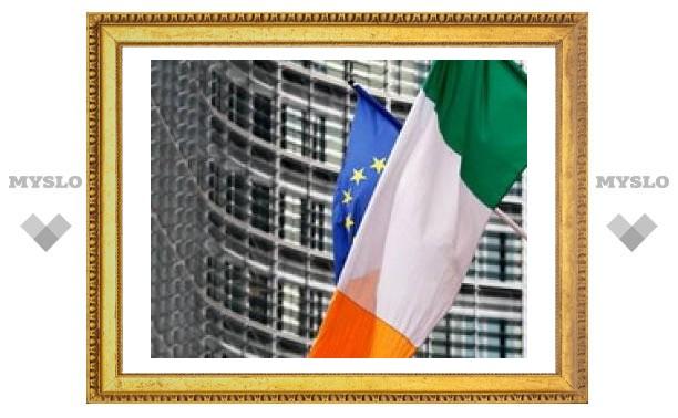 Ирландии угрожают выходом из ЕС, если она не ратифицирует Лиссабонский договор