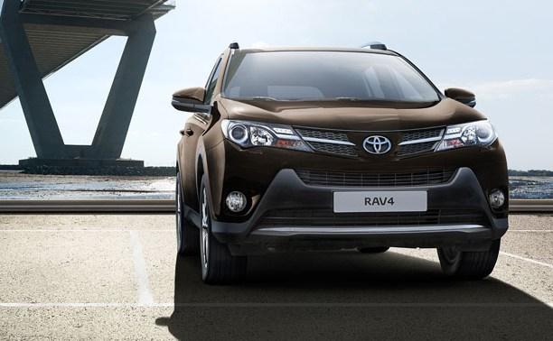 «Тойота Центр Тула» предлагает выгодные условия по кредиту при покупке новой Toyota по trade-in