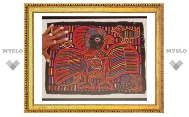 Не пропустите эксклюзивную выставку индейского племени!