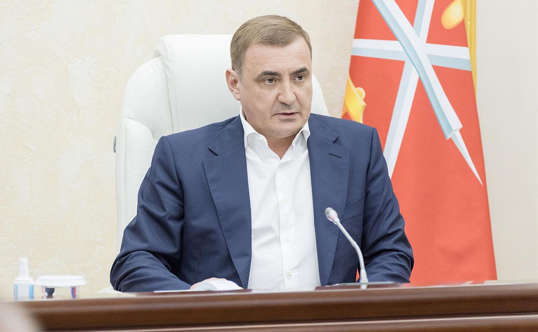Алексей Дюмин поздравил мусульман с праздником Курбан-байрам