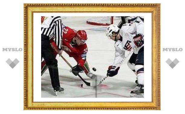Сборная США обыграла команду Белоруссии на ЧМ-2007