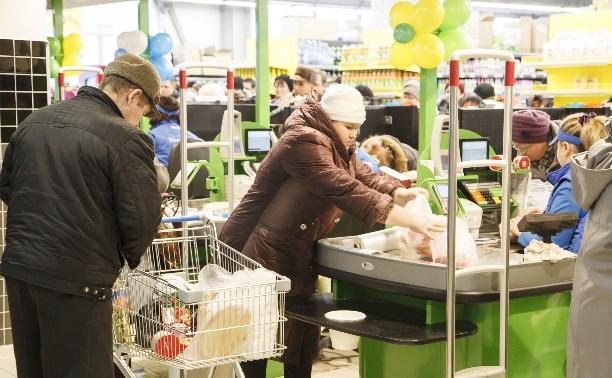 К концу 2015 года россияне будут тратить на еду 50% своих доходов