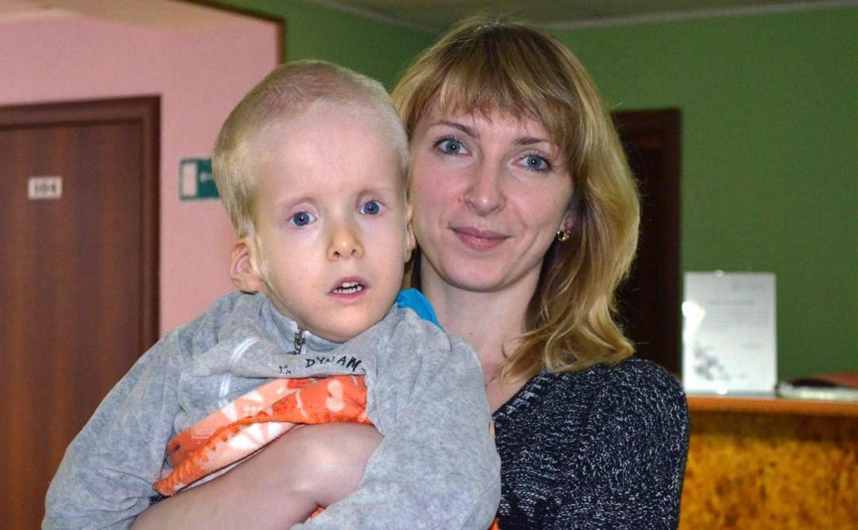 Шестилетнему Саше Зайцеву нужна ваша помощь!