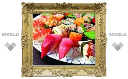 Япона кухня!