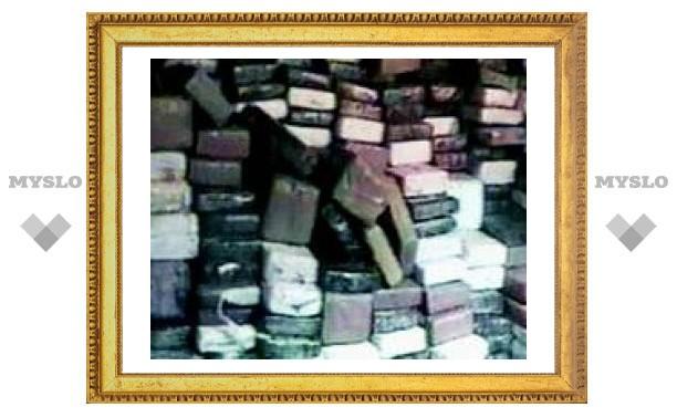 За осень в ходе операции стран СНГ изъято почти 28 тонн наркотиков