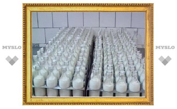 Жители Щекино жалуются на закрытие Детской молочной кухни