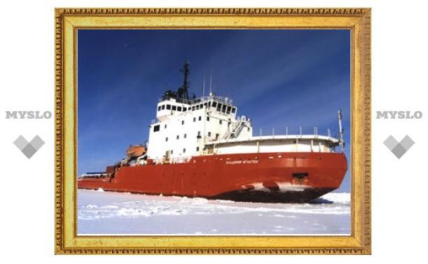 Для изучения Антарктики США потребовался российский ледокол