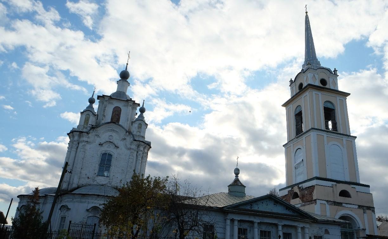 В Крапивне отреставрируют два здания и построят смотровую площадку