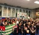 В Туле прошел открытый Кубок области по тайскому боксу
