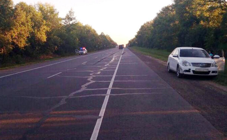 На трассе «Крым» водитель устроил серьезное ДТП: пострадали четверо