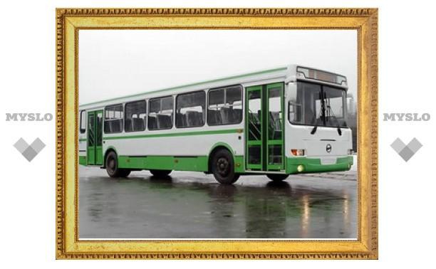 В Туле и области увеличат число автобусов
