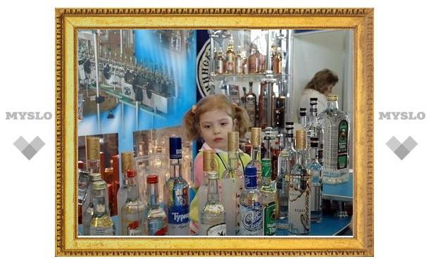 РПЦ собралась в «крестовый поход» на детский алкоголизм