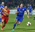 «Ростов» разгромил тульский «Арсенал» со счетом 4:1