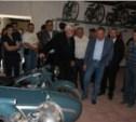 В Туле открылся музей мототехники