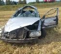 В аварии в Тульской области пострадала двухлетняя девочка
