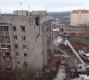 Всю секцию подъезда во взорвавшемся доме в Ясногорске признали аварийной