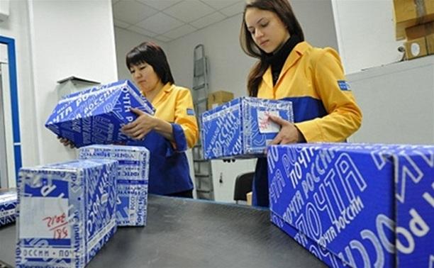 «Почта России» начала доставлять письма в Крым