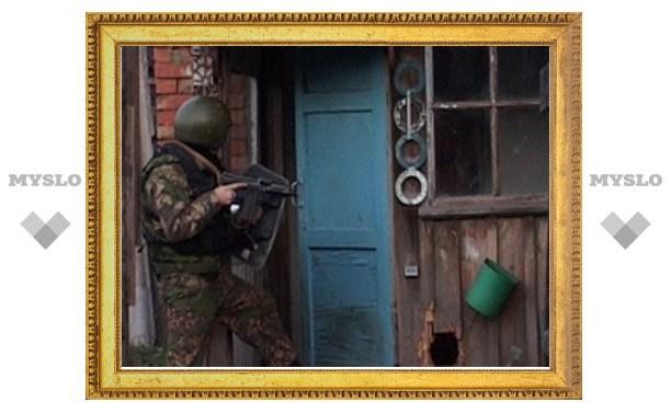 В Тульской области вооруженный дебошир выстрелил в полицейского
