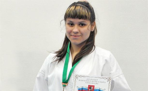 Тульские каратисты привезли медали из Орла