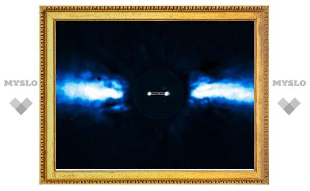 Фотография подтвердила скороспелость планет-гигантов