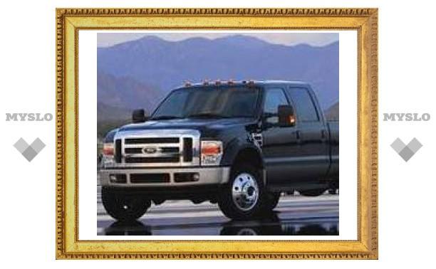 Ford отзывает 37,4 тыс. пикапов F-Series Super Duty