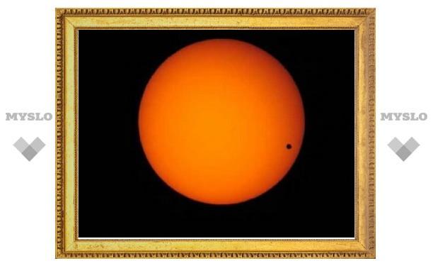 6 июня туляки смогут увидеть мини-затмение Солнца Венерой!