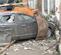 Губернатор пообещал ликвидировать последствия урагана в кратчайшие сроки