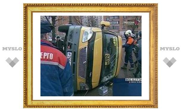 """Пассажиров """"маршруток"""" заставят пристегнуться"""