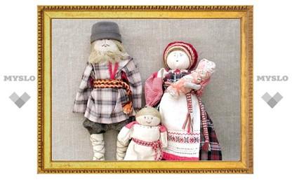 Туляков научат делать куклы