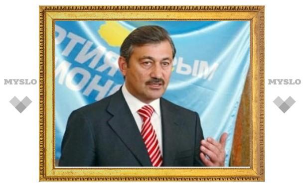 Руководителем Крыма стал выходец из Донецка