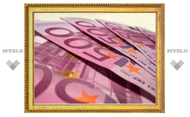 Европейская валюта на ММВБ подорожала на четверть рубля