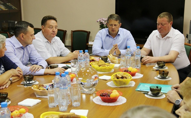 Евгений Авилов рассказал, как изменится Тула в ближайшие годы