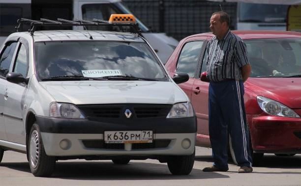 Самый популярный автомобиль такси в России – «Рено Логан»