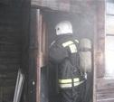 В Щекинском районе в пожаре пострадали несколько человек