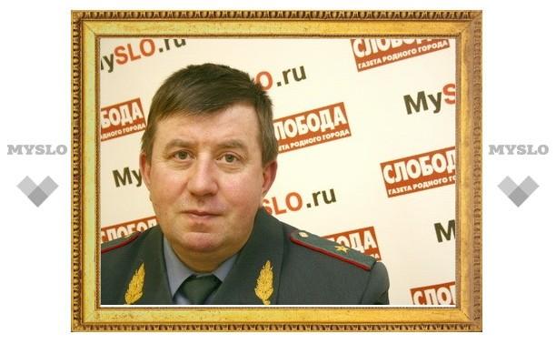 Сергей Матвеев выдержал экзамен