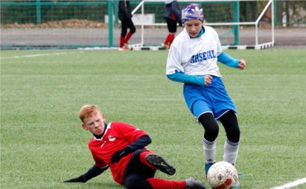 Сыграны матчи II тура Кубка губернатора Тульской области по футболу