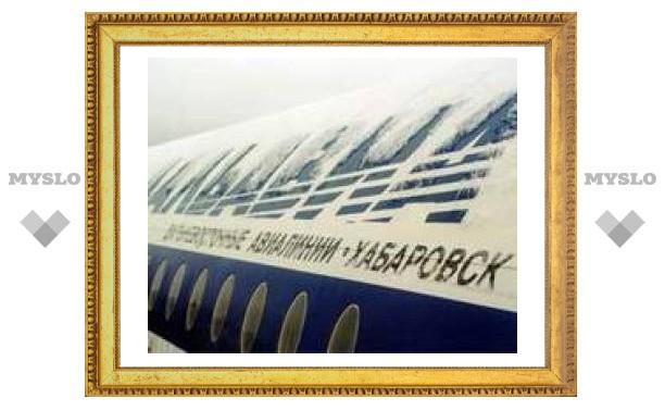 Ту-214 аварийно сел в Благовещенске с одним двигателем