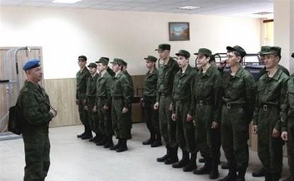Юные туляки смогут пройти курс «молодого бойца»