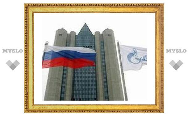 """""""Газпром"""" получил нефтяное месторождение в Ливии"""