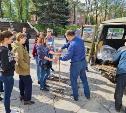 Работники Тульского патронного завода приняли участие в общеобластном субботнике