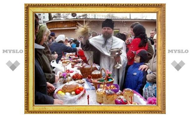 В Туле собирают гостинцы для домов престарелых