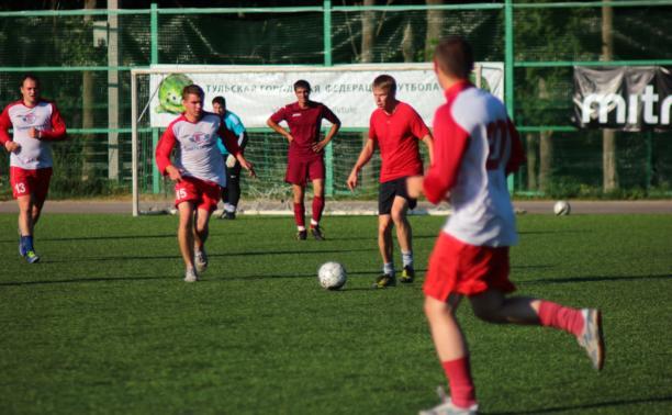 В Кубке Тулы по мини-футболу среди любителей прошли матчи 1/8 финала