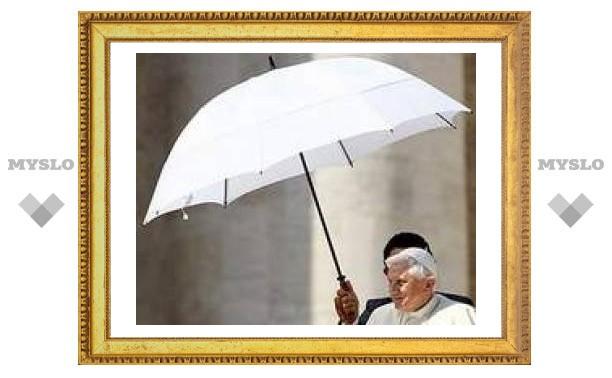 Ватикан объявил глобальное потепление богопротивным явлением
