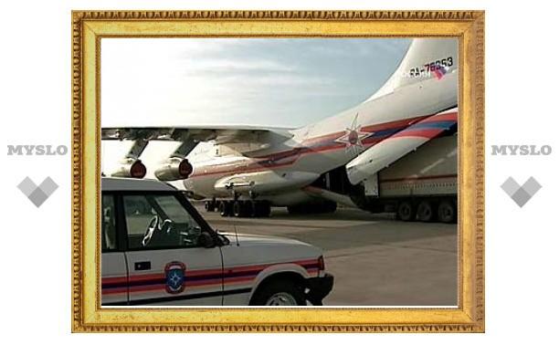 Российские спасатели добрались до Гаити