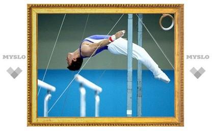 Тульские гимнасты едут за «золотом» России