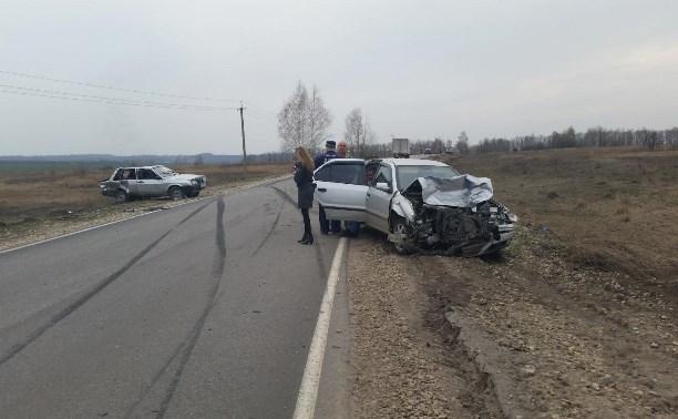 Виновник аварии с пострадавшими на автодороге «Болохово – Шварц» мог быть пьян