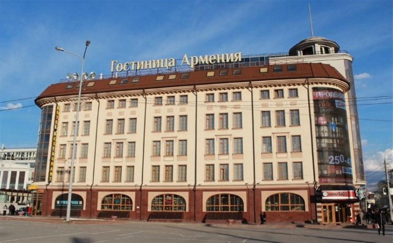 На телеканале «Пятница» показали проверку гостиницы «Армения»